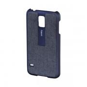Maska za Samsung S5 HAMA FABRIC plava 124684