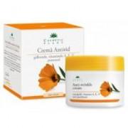 Crema antirid cu galbenele si vitaminele a,e,f si pantenol 50ml COSMETIC PLANT