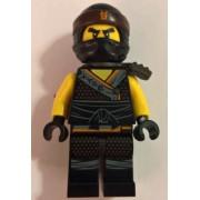 njo386 Minifigurina LEGO Ninjago-Sons of Garmadon-Cole njo386
