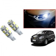 Auto Addict Car T10 9 SMD Headlight LED Bulb for Headlights Parking Light Number Plate Light Indicator Light For Chevrolet UVA