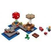 LEGO® Minecraft™ Insula Ciupercilor - 21129