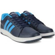 ADIDAS NEO VS HOOPS Sneakers For Men(Navy)