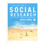 Introduction to Social Research - Quantitative and Qualitative Approaches (Punch Keith F.)(Paperback) (9781446240939)