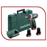 Электроинструмент Metabo PowerMaxx BS Basic 3x2.0Ah 600080960