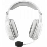Геймърски слушалки TRUST GXT 322W, Бял камуфлаж, 20864