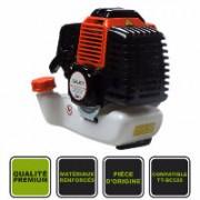 Silex France ® Moteur nu 52CC Silex® pour débroussailleuse thermique TT-BC520