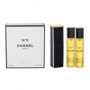 Chanel No.5 eau de parfum twist and spray 20 ml donna