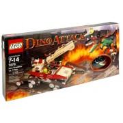 LEGO Dino Attack Iron Predator vs. T-Rex