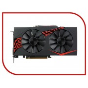 Видеокарта ASUS Mining Radeon RX 470 926Mhz PCI-E 3.0 4096Mb 7000Mhz 256 bit DVI MINING-RX470-4G-LED