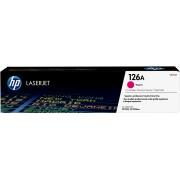 HP CLJ CP1025 Magenta Print Cartridge Standard Capacity Magenta Print Cartridge with ColorSphere Technology