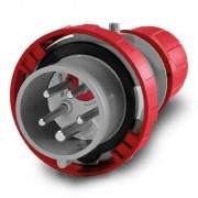 Scame Spina Mobile Optima 32a 3p+n+t 346-415v 6h Morsetti A Vite Con Dispositivo