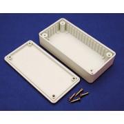 Cutie din plastic ABS/mix polistiren reciclabil, tip BOXE, IP54, 191 x 110 x 61 mm