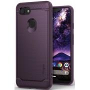Protectie Spate Ringke Onyx 8809628565302 pentru Google Pixel 3 XL (Violet)