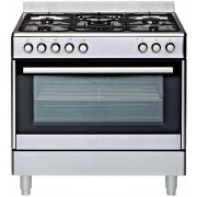 Euromaid Freestanding Dual Fuel Oven/Stove (GE90S)