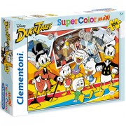 Puzzle Maxi Duck Tales Clementoni 104 piese