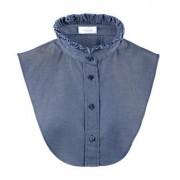 van Laack jeanskraag, 40 - blauw