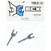 ECX Rear Axle HD (2): 1:10 2wd Cir/Ruc/Tor
