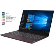 Lenovo S340 - 15 inch - Intel I3-8145U - 8GB werkgeheugen - 128GB SSD - Windows 10 - Qwerty US toetsenbord (NL layout) - Tijdelijk met gratis Office 2019 Home & Student 2019 (verloopt niet, geen abonnement)