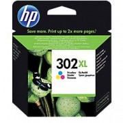 HP Cartucho de tinta HP Original 302XL 3 Colores F6U67AE