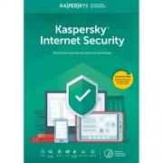 Kaspersky Internet Security 2019 1 Appareil 1 An