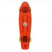 Osprey Retro Plastic Skateboard Red - TY5185 RED