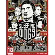 SLEEPING DOGS - LIMITED EDITION - STEAM - PC