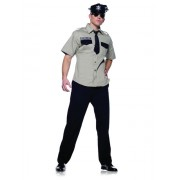 Leg Avenue Costume Set Officer 83456