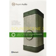 Bayan Audio SoundScene 3 Weatherproof Bluetooth Portable Speaker