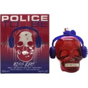 Police to be miss beat 125 ml eau de parfum edp profumo donna