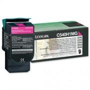 Toner Lexmark C540H1MG magenta, C54x/X54x 2.0k