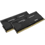 Memorija Kingston 16 GB DDR4 2666MHz HyperX Predator (2x8GB kit), HX426C13PB3K2/16