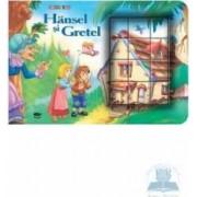 Cubopuzzle - Hansel si Gretel