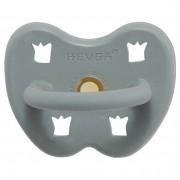 Hevea Naturgumminapp - Gorgeous Grey, 3-36 mån, Rund