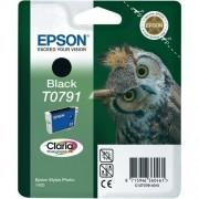 Консуматив Epson T0791 Black Ink Cartridge - Retail Pack (untagged)
