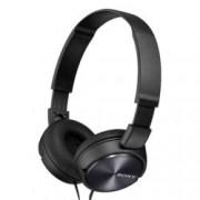 Слушалки Sony MDR-ZX310, черни