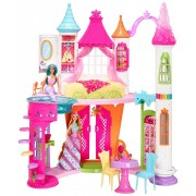 Mattel Barbie DYX32 Candy Kingdom Castle