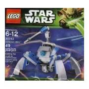 2013 LEGO 30243 Star Wars Mini Umbaran Mhc Polybag New Nisb