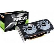 Placa video Inno3D GeForce GTX 1660 Twin X2 OC 6GB GDDR6 192-bit