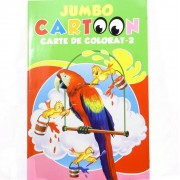 Jumbo cartoon - Carte de colorat nr. 2