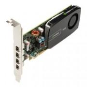 Видео карта nVidia NVS 510 VGA SDI I/O PB 2GB, PNY, PCI-E 2.0, DDR3, 128 bit, DisplayPort
