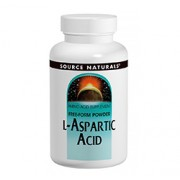 L-ASPARTIC ACID (3.53 oz) 100g Free Form Powder