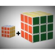 RF COMBO (Big+Small) Rubik's Cubes Puzzle Matching Box Magic Cube Gift Game Toys