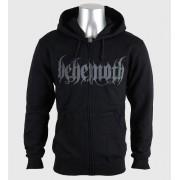 kapucnis pulóver férfi Behemoth - Logo II - PLASTIC HEAD - PH5286HSWZ