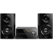 Sistem Audio Philips BTB2570/12, CD/MP3 Player, Bluetooth, Radio FM, 70 W, USB (Negru)