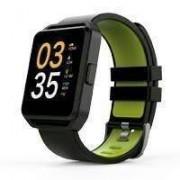 GHIA RELOJ-17 Smart Watch Pantalla 1.54 Touch, Bluetooth, iOS, Android, Negro/Verde