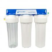 FILTRO MF3 CLASIC, sistem de microfiltrare, cartuse clasice