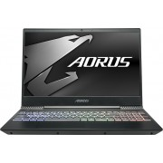 "Aorus 5 9th gen Gaming Notebook Intel Hex i7-9750H 2.6Ghz 8GB 1TB 15.6"" FULL HD GTX 1650 4GB FreeDos"