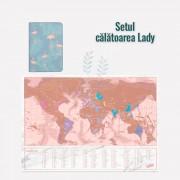 Set travel Calatoarea Lady