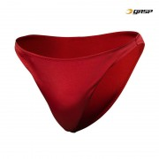 Gasp European Pose Trunk Ruby Red M