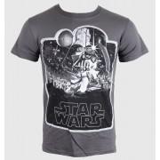 tricou cu tematică de film bărbați copii Star Wars - A New Hope - PLASTIC HEAD - PH7848